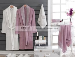 Lux Bathrobe Sets